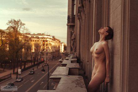 Nude portrait 3
